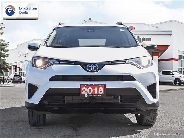 2018 Toyota RAV4 LE (Stk: U9104) in Ottawa - Image 2 of 27
