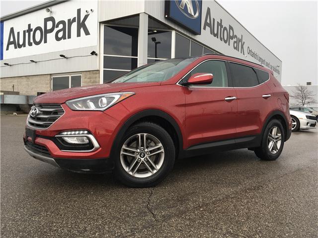 2018 Hyundai Santa Fe Sport 2.4 SE (Stk: 18-19569RJB) in Barrie - Image 1 of 29