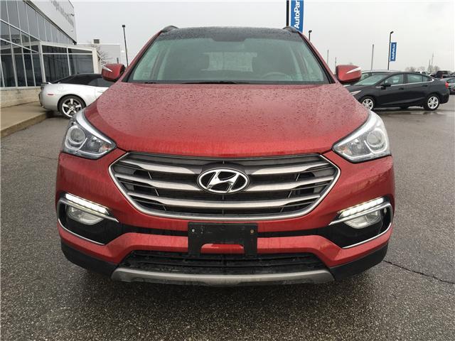 2018 Hyundai Santa Fe Sport 2.4 SE (Stk: 18-19569RJB) in Barrie - Image 2 of 29