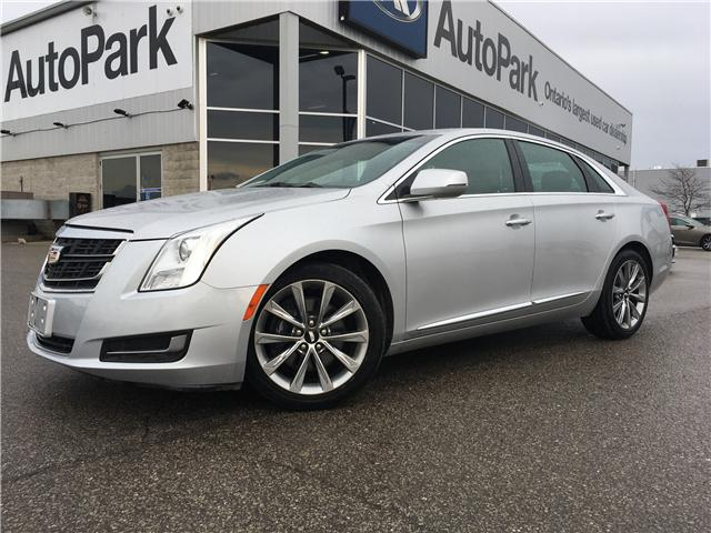 2017 Cadillac XTS Base (Stk: 17-81120RJB) in Barrie - Image 1 of 28