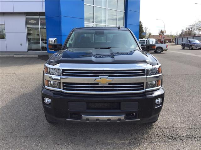 2015 Chevrolet Silverado 3500HD High Country (Stk: 154861) in Brooks - Image 2 of 21