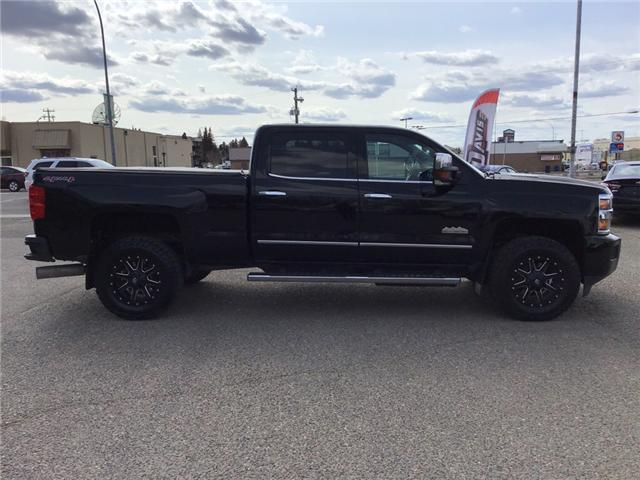 2015 Chevrolet Silverado 3500HD High Country (Stk: 154861) in Brooks - Image 8 of 21