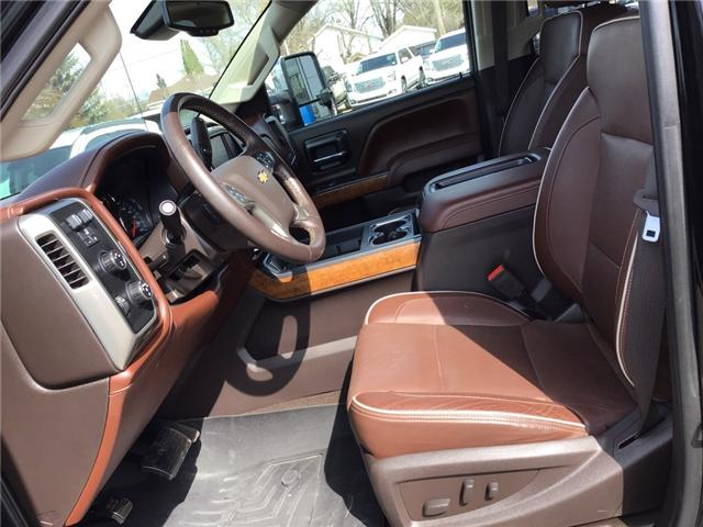 2015 Chevrolet Silverado 3500HD High Country (Stk: 154861) in Brooks - Image 12 of 21