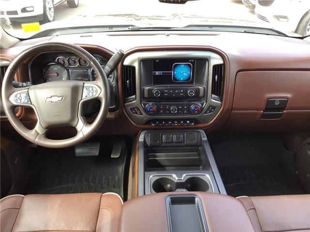 2015 Chevrolet Silverado 3500HD High Country (Stk: 154861) in Brooks - Image 17 of 21