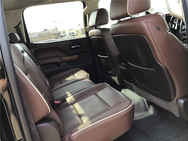 2015 Chevrolet Silverado 3500HD High Country (Stk: 154861) in Brooks - Image 18 of 21