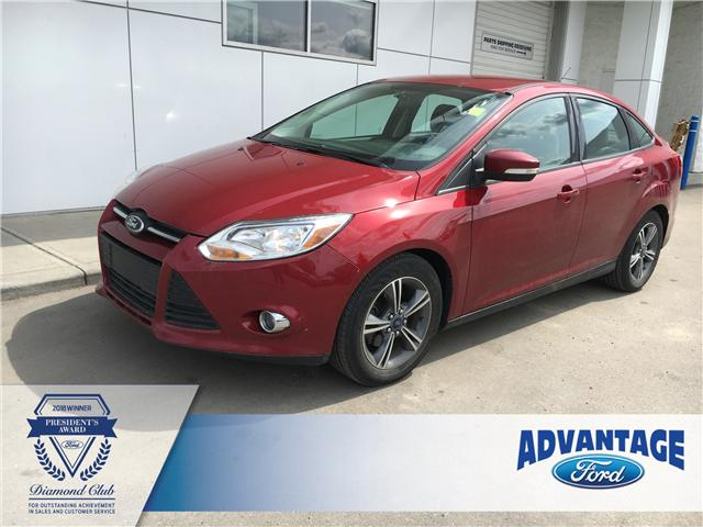 2014 Ford Focus SE (Stk: 5430A) in Calgary - Image 1 of 15