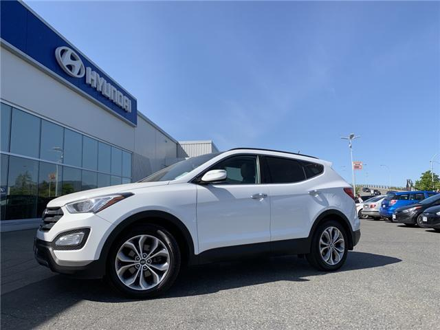 2014 Hyundai Santa Fe Sport 2.0T Limited (Stk: H92-8823A) in Chilliwack - Image 1 of 13