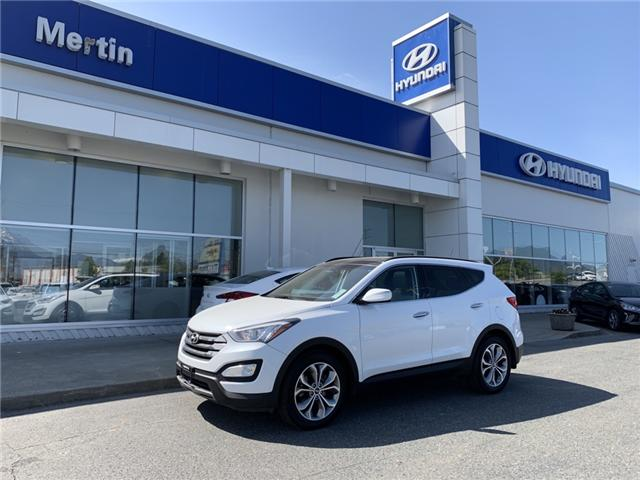 2014 Hyundai Santa Fe Sport 2.0T Limited (Stk: H92-8823A) in Chilliwack - Image 2 of 13