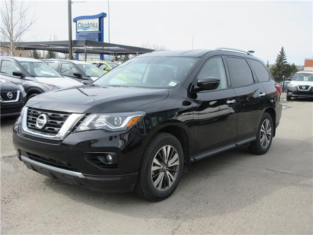 2019 Nissan Pathfinder SV Tech (Stk: 8962) in Okotoks - Image 19 of 25
