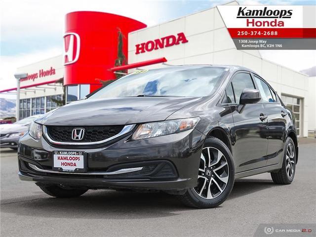 2013 Honda Civic EX (Stk: 14328A) in Kamloops - Image 1 of 25