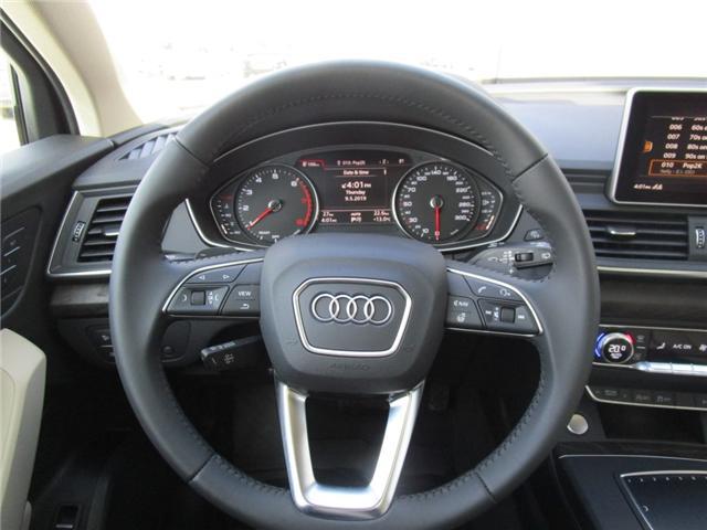 2019 Audi Q5 45 Progressiv (Stk: 190228) in Regina - Image 17 of 31