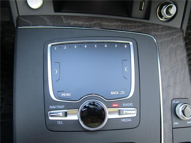 2019 Audi Q5 45 Progressiv (Stk: 190228) in Regina - Image 25 of 31