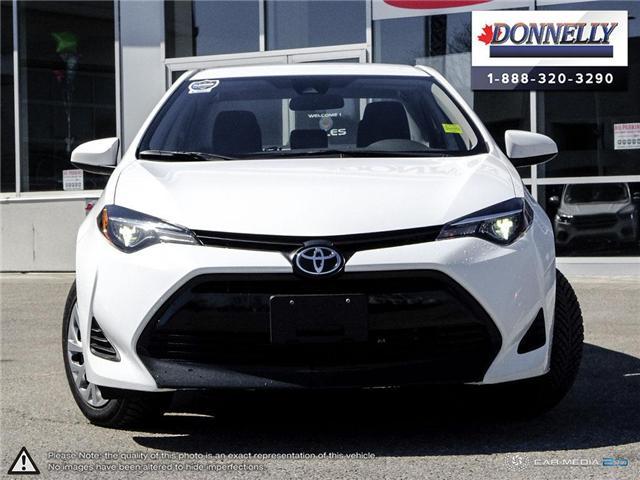 2019 Toyota Corolla LE (Stk: PLDUR6129) in Ottawa - Image 2 of 28