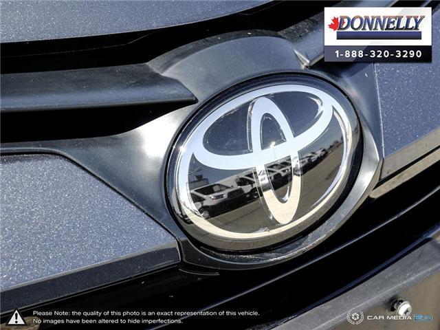 2019 Toyota Corolla LE (Stk: PLDUR6124) in Ottawa - Image 8 of 27
