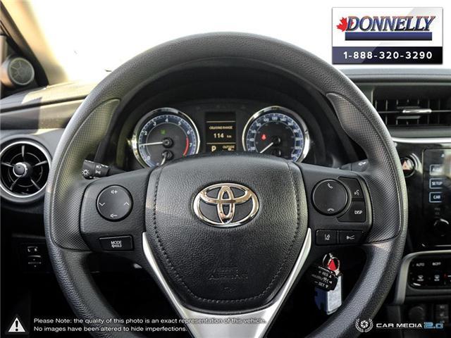 2019 Toyota Corolla LE (Stk: PLDUR6124) in Ottawa - Image 13 of 27