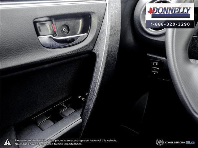 2019 Toyota Corolla LE (Stk: PLDUR6124) in Ottawa - Image 16 of 27