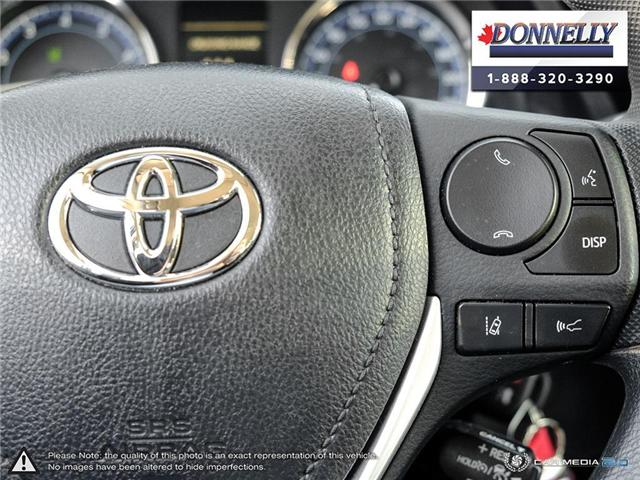 2019 Toyota Corolla LE (Stk: PLDUR6124) in Ottawa - Image 17 of 27