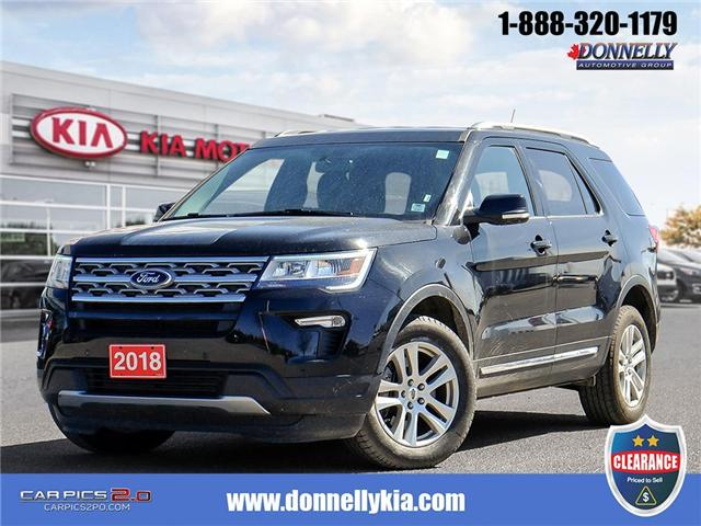 2018 Ford Explorer XLT (Stk: CLKUR2267) in Kanata - Image 1 of 27