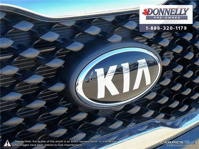 2018 Kia Sorento 2.4L LX (Stk: CLKUR2272) in Kanata - Image 8 of 27