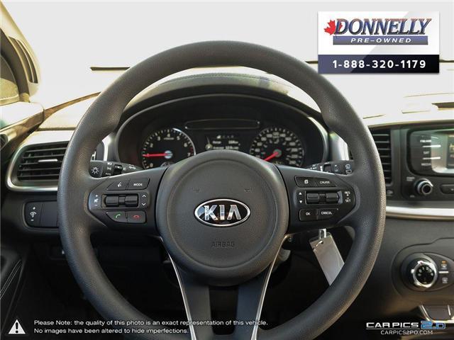 2018 Kia Sorento 2.4L LX (Stk: CLKUR2272) in Kanata - Image 13 of 27
