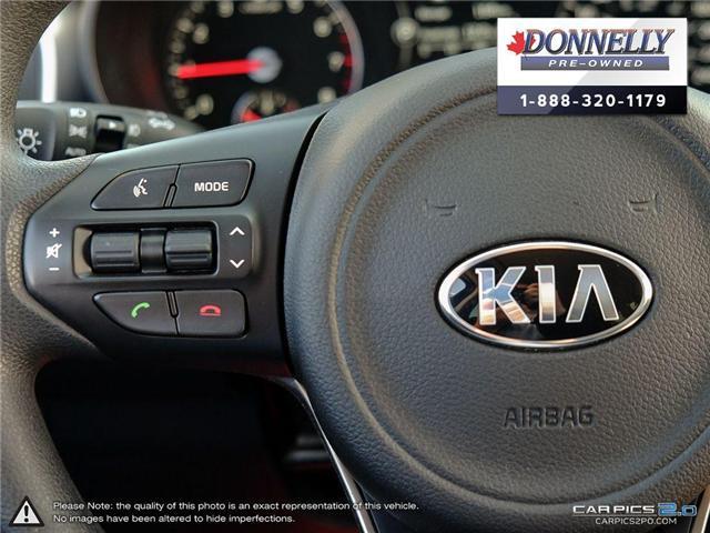 2018 Kia Sorento 2.4L LX (Stk: CLKUR2272) in Kanata - Image 17 of 27