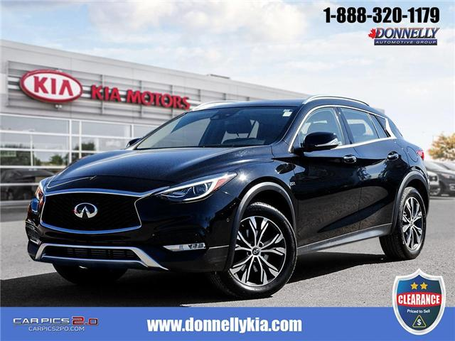 2017 Infiniti QX30 Base (Stk: CLKT22DTA) in Kanata - Image 1 of 27