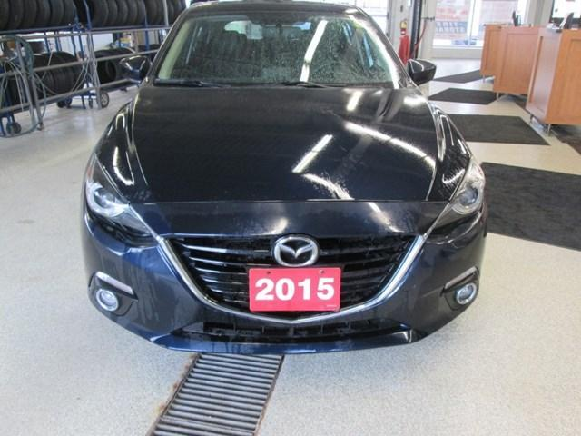 2015 Mazda Mazda3 Sport GT (Stk: 205651) in Gloucester - Image 9 of 20