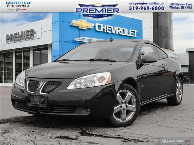 2008 Pontiac G6 GT (Stk: 191715A) in Windsor - Image 1 of 27