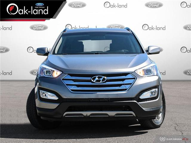 2014 Hyundai Santa Fe Sport  (Stk: P5694) in Oakville - Image 2 of 26