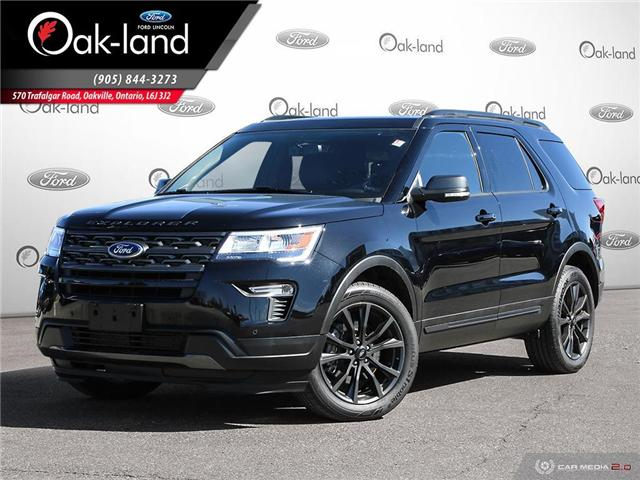 2019 Ford Explorer XLT (Stk: A3134) in Oakville - Image 1 of 28