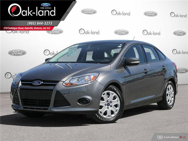 2014 Ford Focus SE (Stk: 9P009A) in Oakville - Image 1 of 26