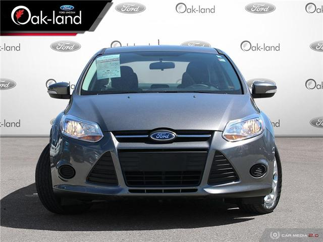 2014 Ford Focus SE (Stk: 9P009A) in Oakville - Image 2 of 26