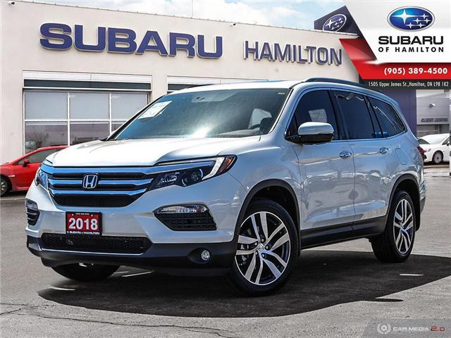2018 Honda Pilot Touring (Stk: S7630A) in Hamilton - Image 1 of 26