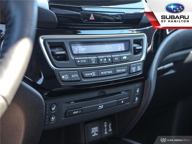 2018 Honda Pilot Touring (Stk: S7630A) in Hamilton - Image 12 of 26