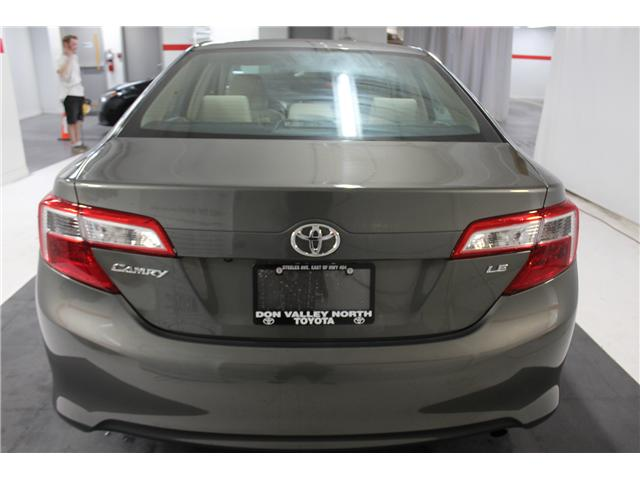 2013 Toyota Camry LE (Stk: 298132S) in Markham - Image 20 of 24