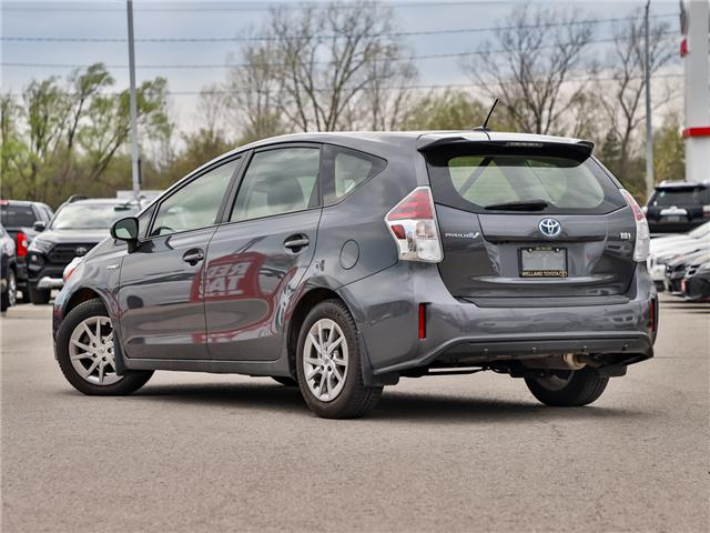 2016 Toyota Prius v Base (Stk: P3432) in Welland - Image 2 of 22