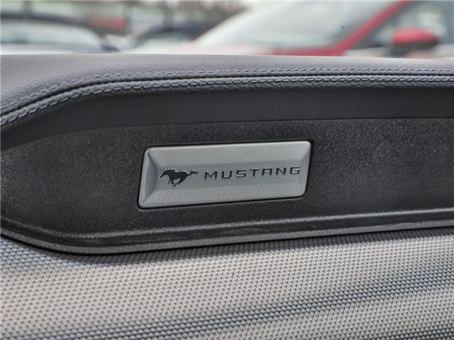 2019 Ford Mustang EcoBoost (Stk: 190315) in Hamilton - Image 20 of 21