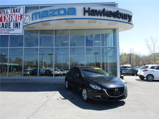 2017 Mazda Mazda3 GS (Stk: HM27439A) in Hawkesbury - Image 1 of 10