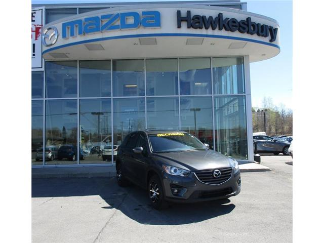 2016 Mazda CX-5 GS (Stk: HM27328A) in Hawkesbury - Image 1 of 10