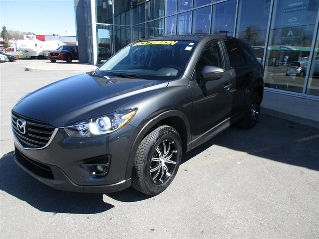 2016 Mazda CX-5 GS (Stk: HM27328A) in Hawkesbury - Image 3 of 10