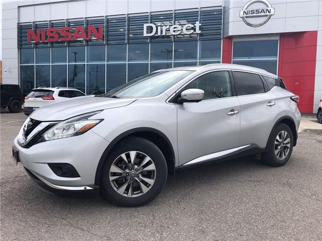 2015 Nissan Murano SL | NO ACCIDENTS | CPO (Stk: P0627) in Mississauga - Image 1 of 19