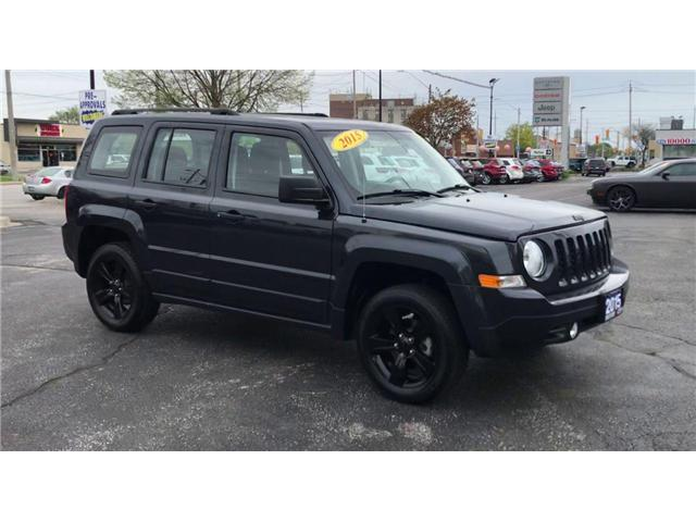2015 Jeep Patriot Sport/North (Stk: 44779) in Windsor - Image 2 of 11