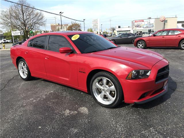 2011 Dodge Charger R/T (Stk: 44777A) in Windsor - Image 1 of 14
