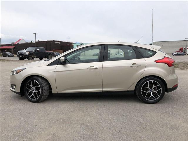 2017 Ford Focus SEL (Stk: ES19321A) in Barrie - Image 2 of 22