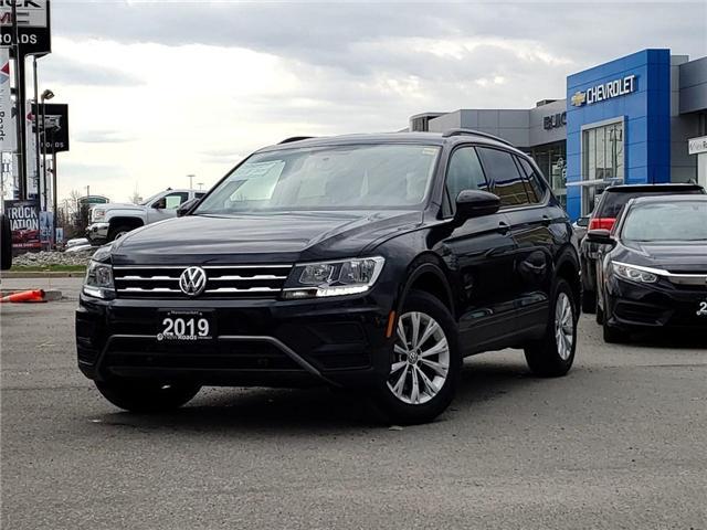 2019 Volkswagen Tiguan Trendline (Stk: N13349) in Newmarket - Image 1 of 30