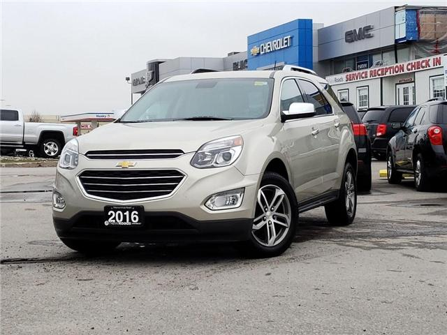 2016 Chevrolet Equinox LTZ (Stk: L344017A) in Newmarket - Image 1 of 22