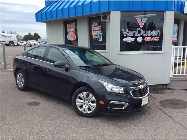 2015 Chevrolet Cruze LT 1LT (Stk: B7397) in Ajax - Image 1 of 22