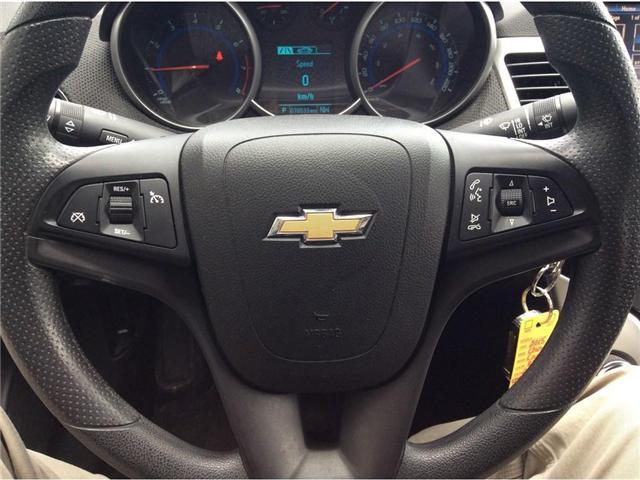 2015 Chevrolet Cruze LT 1LT (Stk: B7397) in Ajax - Image 3 of 22
