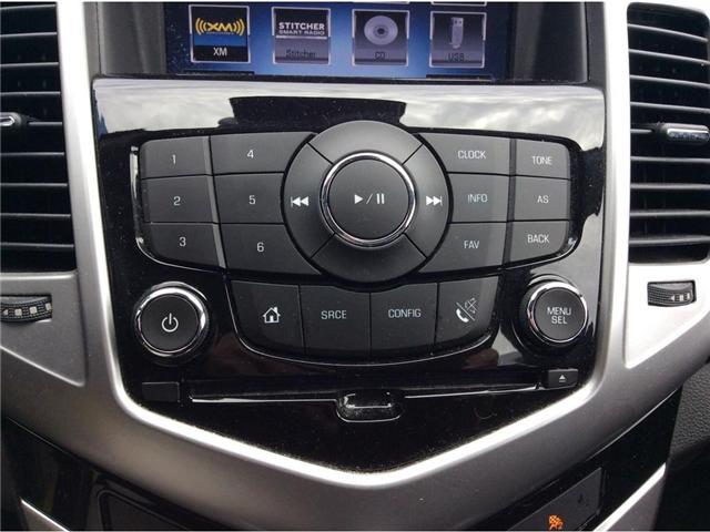2015 Chevrolet Cruze LT 1LT (Stk: B7397) in Ajax - Image 7 of 22