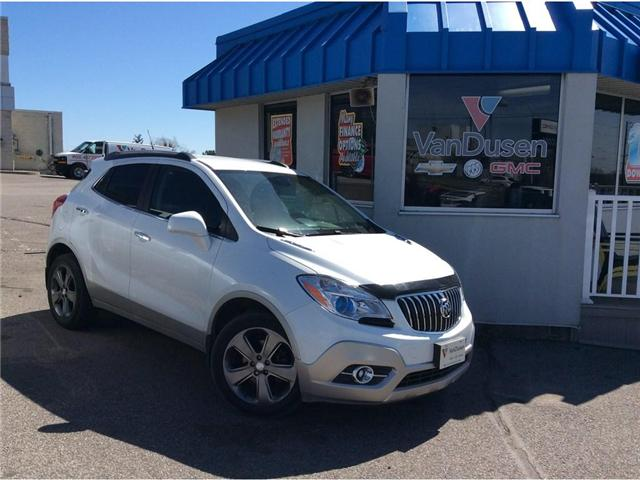 2013 Buick Encore Convenience (Stk: B7370A) in Ajax - Image 1 of 22